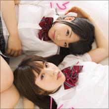 人気女優・愛須心亜と彩城ゆりなの親友コンビがレズに挑戦! 互いのロリマンを貪るように舐め続け…