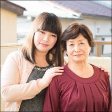 76歳祖母と26歳孫娘がまさかのAV共演!! 「孫が羨ましくなって…」