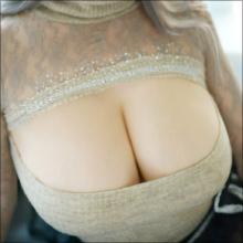 """Kカップ爆乳""""イラン人""""コスプレイヤー現る! ビジュアルインパクトも胸もデカい謎の美女【痛子(いたこ)】の正体とは…"""