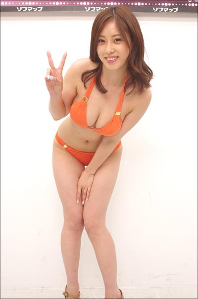 「現場でのポロリなんてかまってられません!」野田彩加、アラサーグラドルの覚悟が詰まった激アツな新作イメージ作!!の画像3