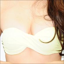 目指せグラビア界のエース! 名投手・西崎幸広氏の次女・莉麻、初グラビア映像でグラマラスボディが露わに