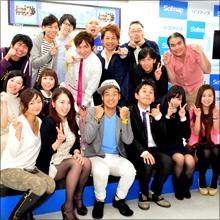 """秋葉原に""""イベントMC芸人""""が大集結! 2015年にブレイクするアイドルをズバリ予想!!"""