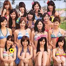 """アイドリング!!!にとって最後の夏! 往年のアイドル水泳大会を模した企画で""""ポロリはなくても""""大はしゃぎ!"""