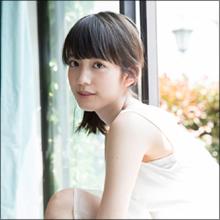 正統派美少女・松田るか、初グラビアで披露した55cmの美クビレとスレンダーな美脚が話題に!