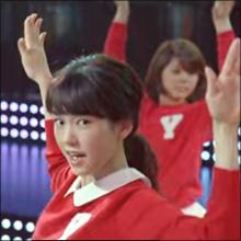 桐谷美玲、可愛すぎる最新ダンスCM! 軽やかな姿で注目を浴びる人気女優たち
