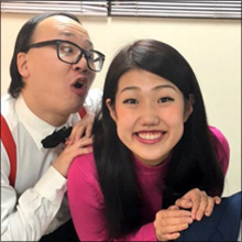 芸人仲間に熱烈アピールされる女芸人・横澤夏子、モテのヒミツはネタにあり!?