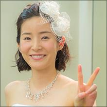 """""""薄幸女優""""蓮佛美沙子、ウェディングドレス姿で魅せた! 「幸せになってほしい」の声多数"""