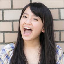 2世タレント・岡田結実が「癒される」と大評判! 父の岡田圭右も好感度上昇