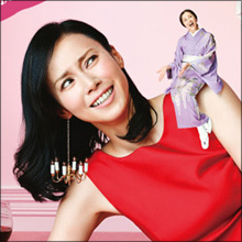 中谷美紀、恋愛弱者を演じながら大人の色気でも話題に…主演ドラマのセクシーシーンに期待の声