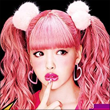 歌手デビューした藤田ニコル、ピンクのセーラー服姿が可愛いと大評判!