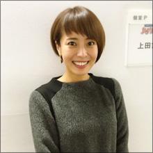 上田まりえ、Eカップバストを猛アピール! 「肩幅と胸板が厚いだけ」に反論
