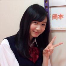 「ワイドナ女子高生」岡本夏美、おはガール時代の水着ショットが可愛すぎると話題に