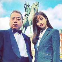 出川ガール・堀田茜、完璧なパフォーマンスとセクシーショットで男性人気アップ