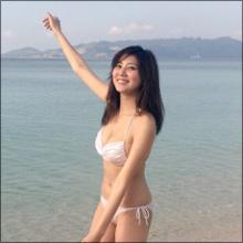 しなやかな脚線美が絶賛! モデル・岩崎名美、新春グラビアでセクシーすぎる着物&ビキニショット