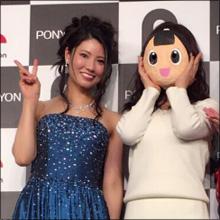 元AKB48・倉持明日香、見事なスタイルでファンを刺激! 大人の色気漂うゴージャスなドレス姿披露