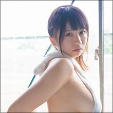 ぷるるんGカップ乳で彼氏を誘惑! 妹系グラドル・西堀智美、いたずらな乙女心満載の最新DVD