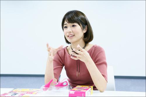 AV女優の川上奈々美、パワフルローターに大感激! オナニー好きをうならせる超振動の画像3