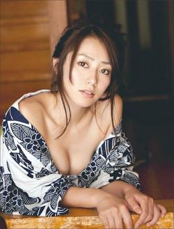 谷桃子、ラストDVDがAmazonランキングトップ! 温泉舞台にギリギリセクシーの画像1