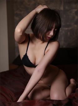 人気グラドル・萌木七海、至福のセクシー画像連投! の画像1