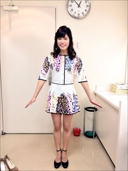 神田愛花、初ドッキリで丸々とした美ヒップあらわに! びしょ濡れ姿にファン興奮の画像1