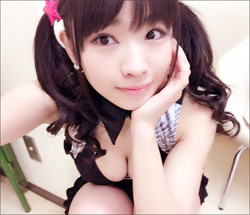 すさまじい破壊力! 永井里菜、エロくて可愛い自撮りにファン大興奮の画像1