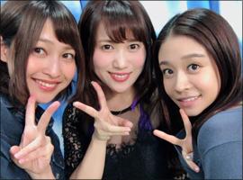 美巨乳グラドル・豊田瀬里奈、ネット番組で完全にポロリする!の画像1