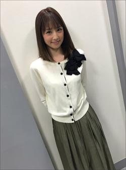 小倉優子、あざとさも可愛いと大評判! 突然の涙には心配の声もビジュアル人気は健在の画像1