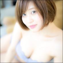 【SNSセクシー】ショートカット美少女の美巨乳ショット!