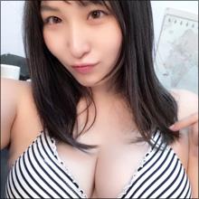【SNSセクシー】モーレツ爆乳ショット!