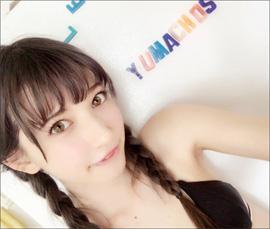 「神カワギャル」ジャスミンゆま、緊急再登板グラビアで美乳&美尻を大胆披露!の画像1