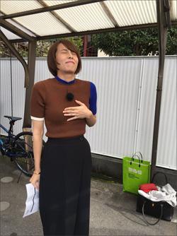 上田まりえ、驚愕の細巨乳ボディ! 豊満な胸と引き締まった腰回りが大絶賛の画像1