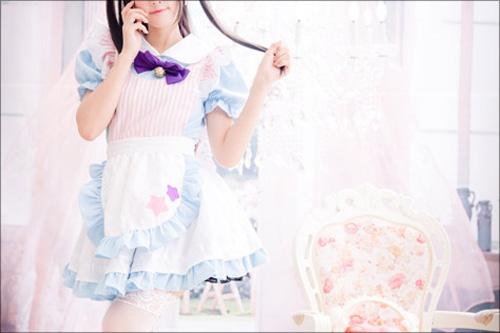 【エロ体験談】俺も彼女もメイドコス! 思わず欲情して異様なエッチにの画像1