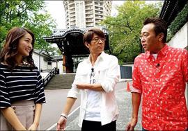 『モヤさま』福田典子アナ、思わずよろけて黒ブラチラリ! 過激な放送事故に視聴者大盛り上がりの画像1
