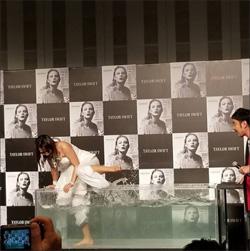 野呂佳代、初の熱湯風呂でムチムチボディあらわに!の画像1
