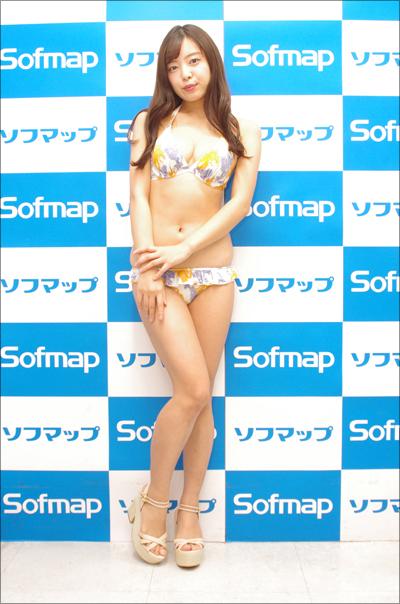 「EカップからFカップ」に成長! グラビア復帰の寺田安裕香、久々のDVDでムッチリボディを大公開の画像3