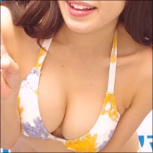 「EカップからFカップ」に成長! グラビア復帰の寺田安裕香、久々のDVDでムッチリボディを大公開