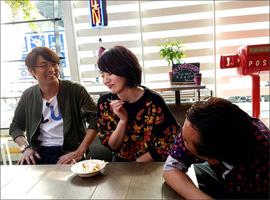 大橋未歩アナ、初『モヤさま』でセクシーショット連発! ピチピチ衣装で大はしゃぎの画像1