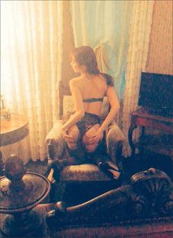 エロすぎるグラドル森咲智美、3誌同時グラビアで魅惑のボディを大放出!の画像1