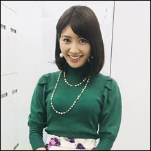 お天気キャスター・久保井朝美、清楚系セクシー衣装で男心鷲づかみ!
