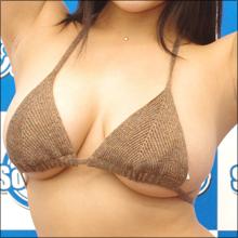 「私のファンの方はM気のある方が多いらしくて…」Gカップグラドル・深井彩夏、ドSキャラで童貞の幼なじみを誘惑