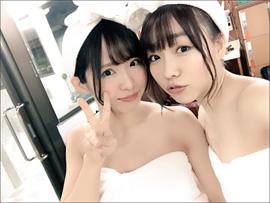SKE48、ひとっ風呂浴びる! 深夜のミニ番組が「けっこう攻めている」と話題にの画像1