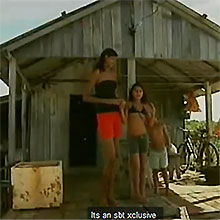 2メートルの美少女も登場!? 長身女性たちの恋愛とは