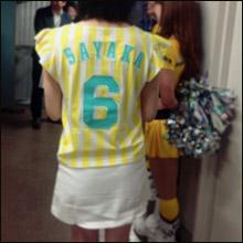 NMB48・山本彩の「太ももがスゴイ」と話題に…ノーバン始球式であらわになった下半身の肉体美