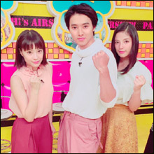 「広瀬すずより可愛い」 E-girls・石井杏奈、バラエティ出演きっかけに絶賛相次ぐ