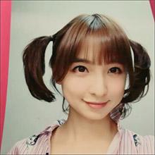 篠田麻里子、貴重なツインテール姿で変顔連発! 「可愛すぎる」と絶賛で男性人気再燃の気配