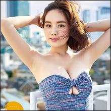 筧美和子、垂れパイの悩みを告白! 男性視聴者から「むしろ最高にソソる」と擁護意見が多数