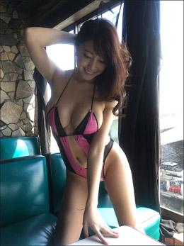 「今、愛人にしたいグラドルNo.1」森咲智美、初挑戦の袋とじグラビアで抜群の色気とGカップボディ披露の画像1