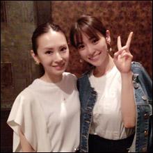 泉里香&北川景子、最強ツーショット公開で「どっちが美人?」論争が勃発