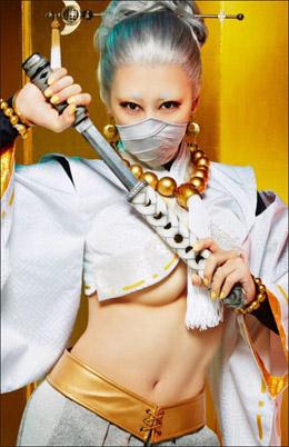 浅田舞、衝撃の「下乳丸出し衣装」にファン驚愕! 自慢の豊満バストで不安説を一蹴の画像1
