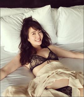 元『スッキリ!!』リポーター・阿部桃子、自慢の「桃尻&隠れ巨乳」完全開放の初DVDの画像1
